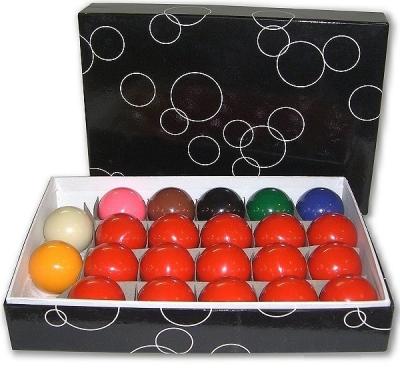 Snooker ball set 52 mm Standard