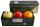 Carom ball set Super Aramith Pro Cup Prestige 61,5 mm