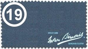 19 = Simonis 860 Powder Blue