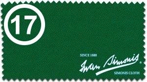 17 = Simonis 860 yellow/green