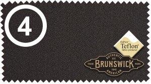 4 = Brunswick Centennial Charcoal Grey (Kohlegrau)