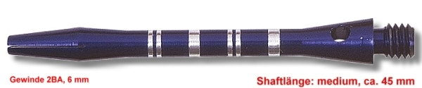 medium blau